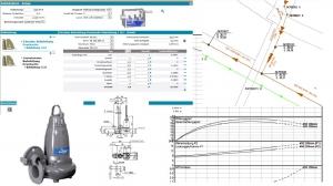 Pumpen-Anlagenplanung